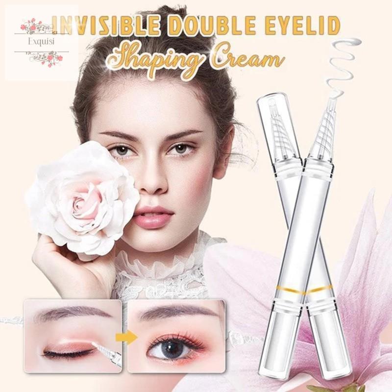 1 / 2pcs隱形雙眼皮定型霜自然持久防水雙眼皮造型霜