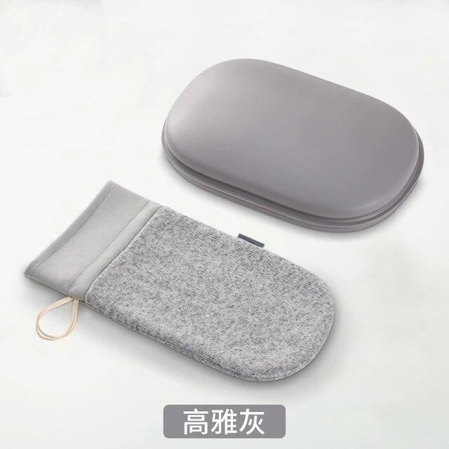 矽膠熱水袋 迷你暖手寶 充電暖水袋 女生經期敷肚子神器 隨身暖寶寶 暖身寶
