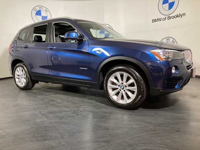 [訂金賣場]Certified 2017 BMW X3
