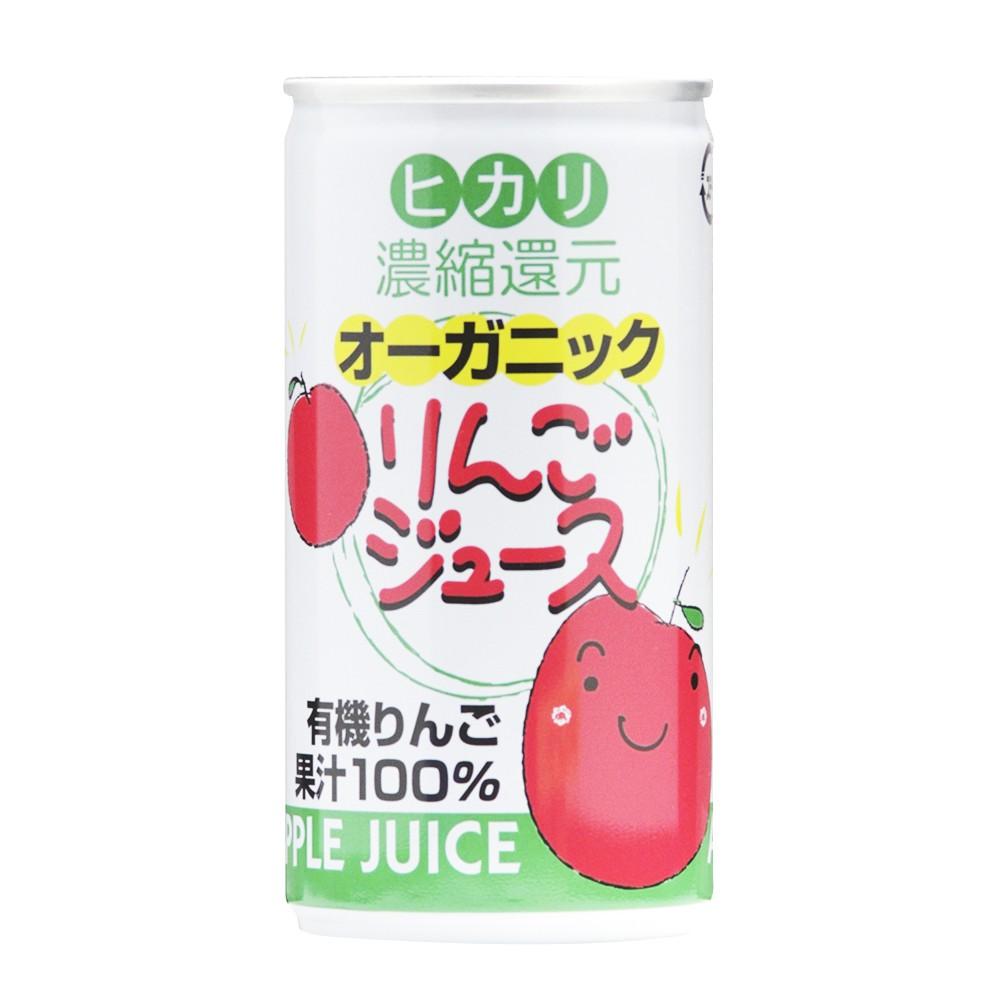 日本光食品 有機蘋果汁