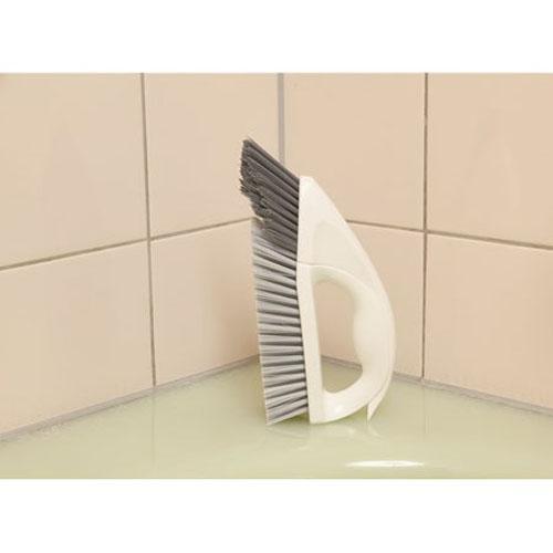 日本製 3Way 組合式萬用清潔刷 浴室刷 磁磚縫細刷