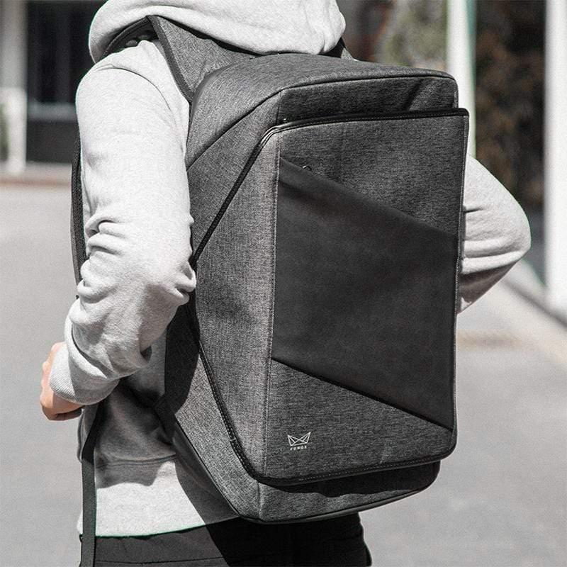 多功能減壓商務後背包