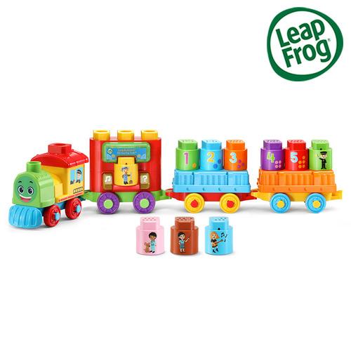 LeapBuilders® 123 Counting Train™小小建築師-數字火車組