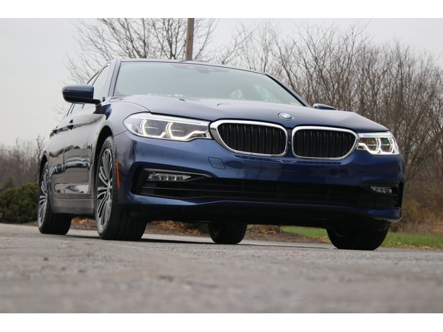 [訂金賣場]Certified 2017 BMW 540i xDrive