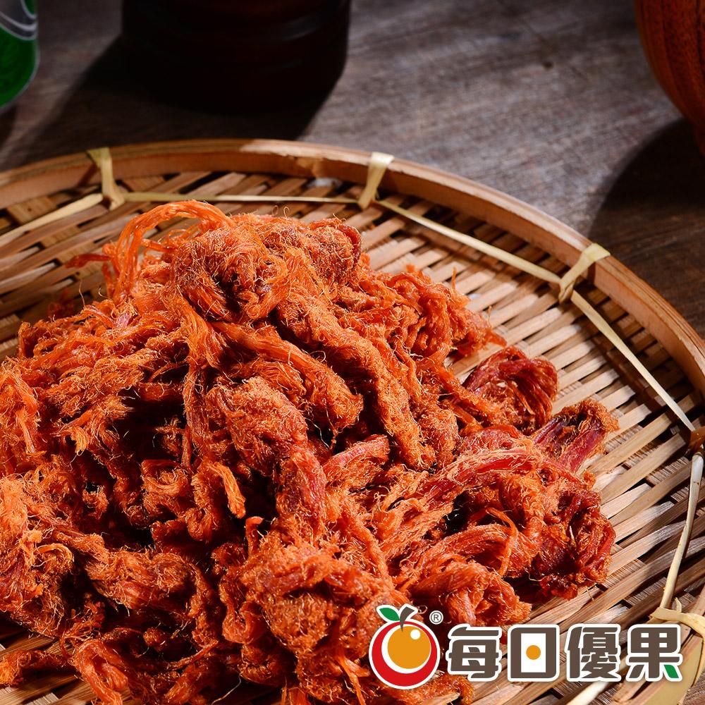原味豬肉條200G 每日優果