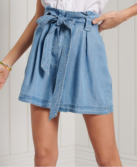 Superdry Desert Paperbag Shorts