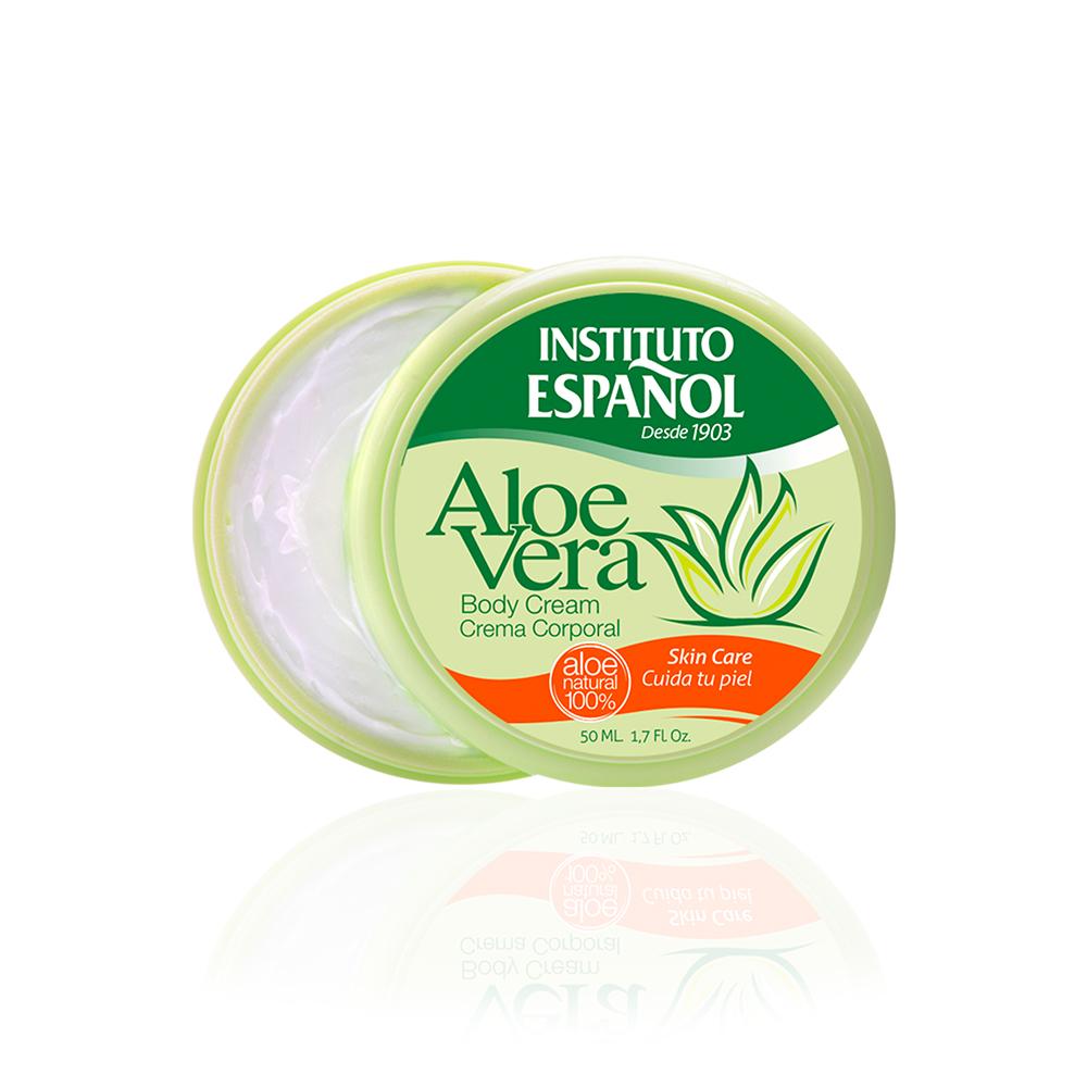 【歐洲西妍院】24H自然蘆薈深層舒緩保濕霜 50 ml