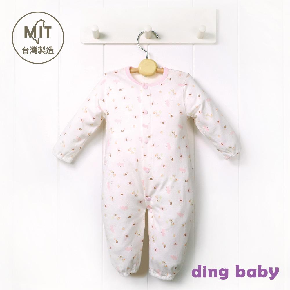 【結帳再8折】ding baby 繽紛樂園兩用兔裝-粉色(60-70cm) C-180140-P0