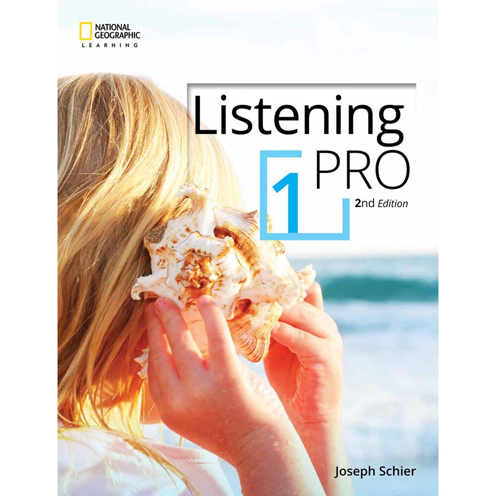Listening Pro 1 2/e:Total Mastery of TOEIC Listening Skills