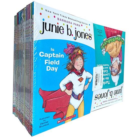 Junie B. Jones Complete Collection #01-#28 (套書)【歌德書店】