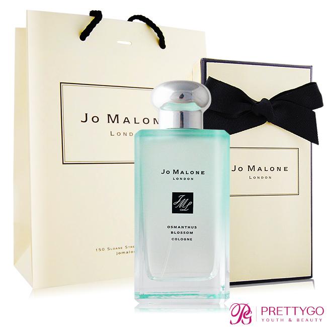 Jo Malone 秘境花園古龍水(100ml)[含禮盒提袋]多款可選-亞洲限量版[睡蓮/桂花/合歡花/柚子]【美麗購】