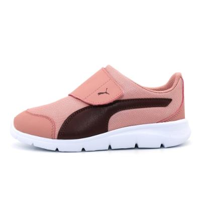Puma Bao 3 AC PS  中大童休閒鞋 粉-19094211