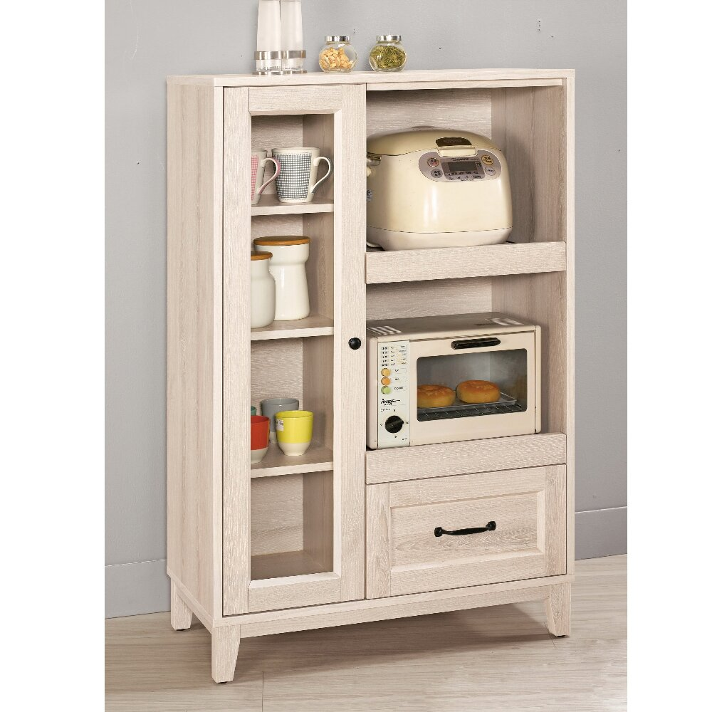 【MUNA】雪莉2.5尺餐櫃/碗盤櫃