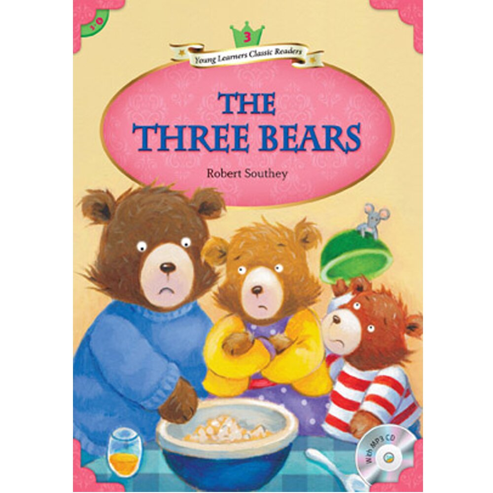 YLCR3:The Three Bears (with MP3)