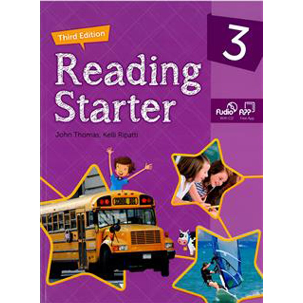Reading Starter 3 3/e (with CD)