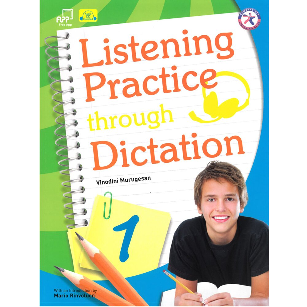 Listening Practice through Dictation 1 (with CD)