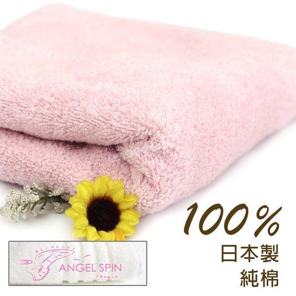 JOGAN 日本天使絲浴巾-粉 C-SFIP-300-PI