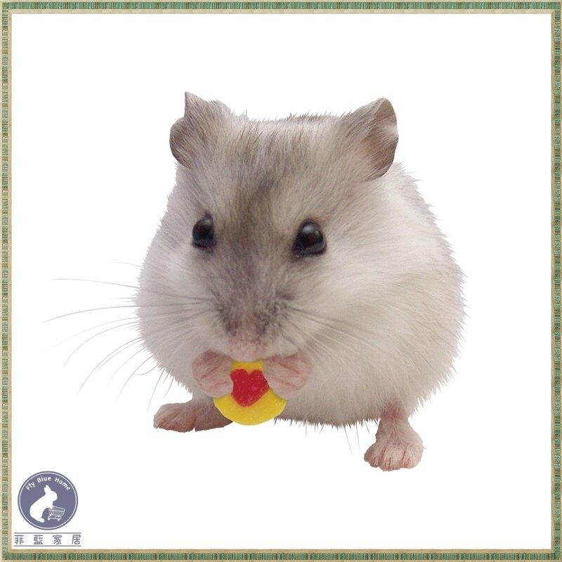【菲藍家居】日本Marukan 小動物草莓乳酪夾心60g MR-932 倉鼠 黃金鼠 楓葉鼠 小動物零食點心