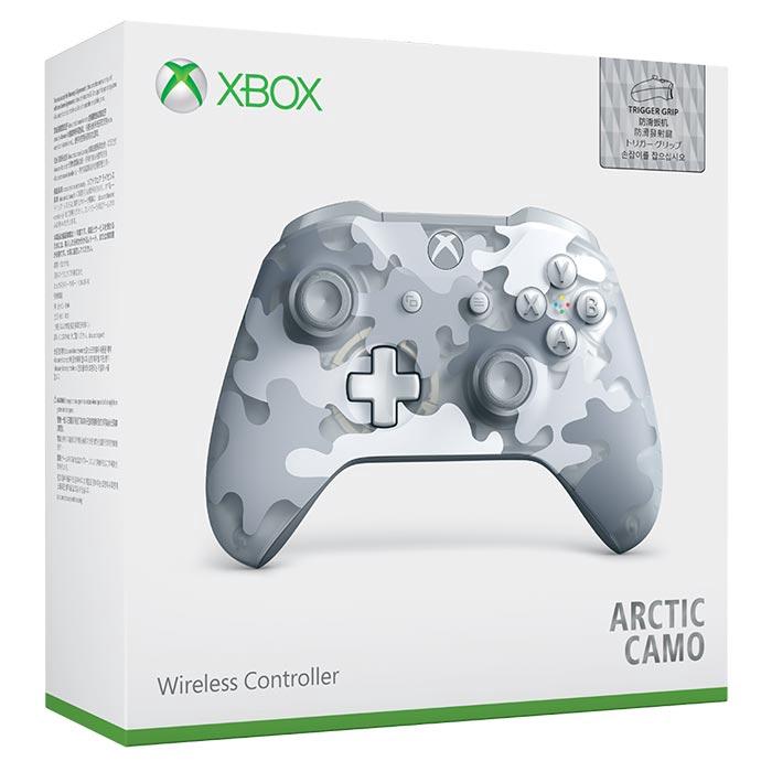 【XBOX】Xbox One 無線控制器 極地行動特別版【周邊】