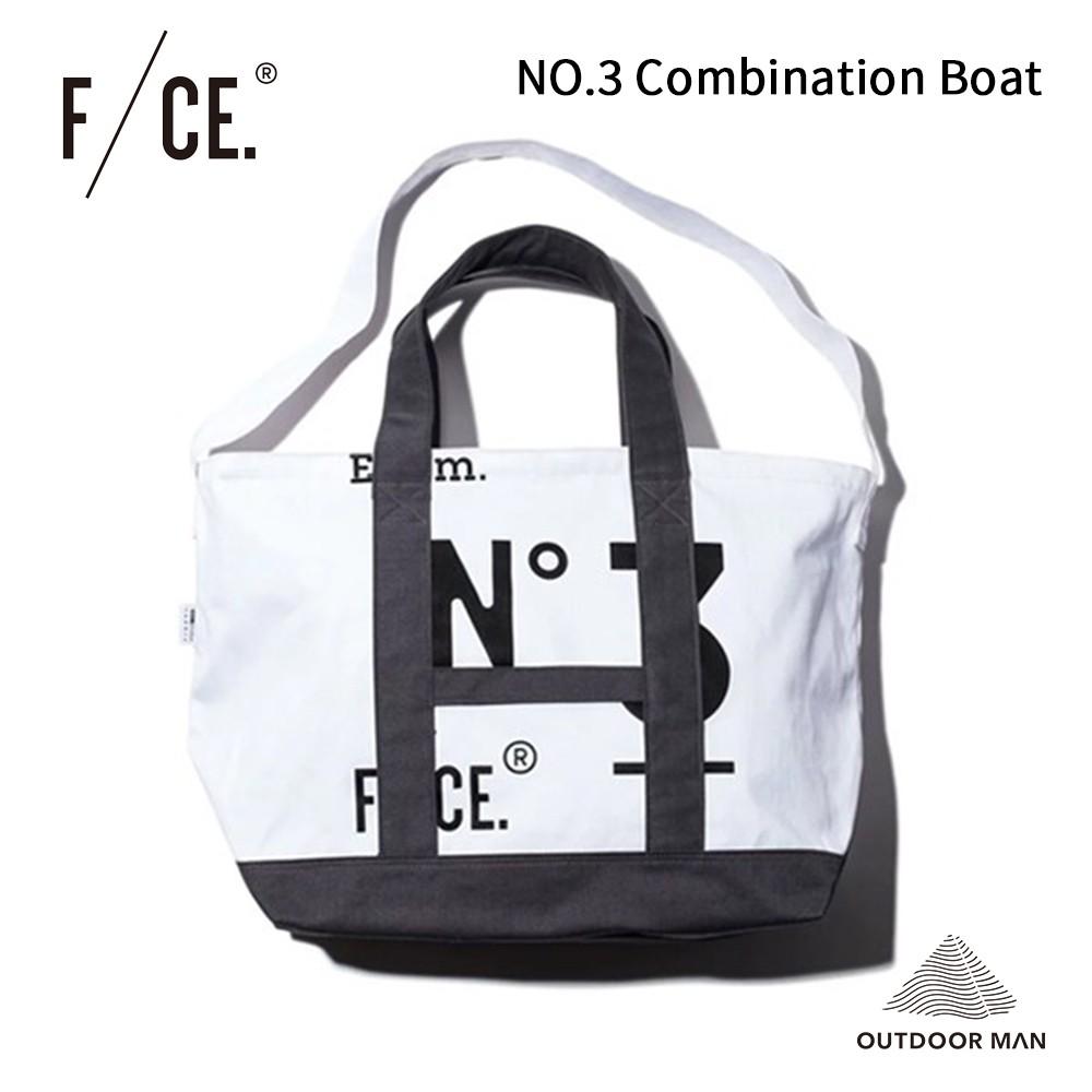 [F/CE] NO.3 Combination Boat & Tote Bag 船型托特包(撞色系列)