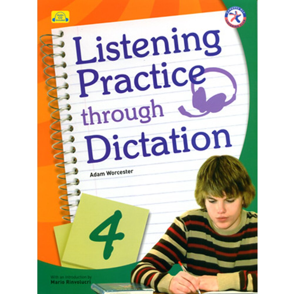 Listening Practice through Dictation 4 (with CD)
