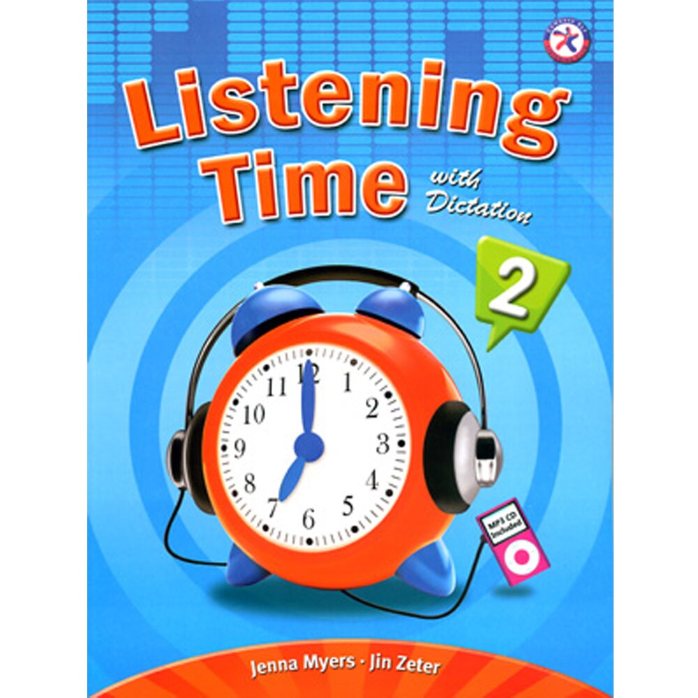 Listening Time 2 (with MP3)