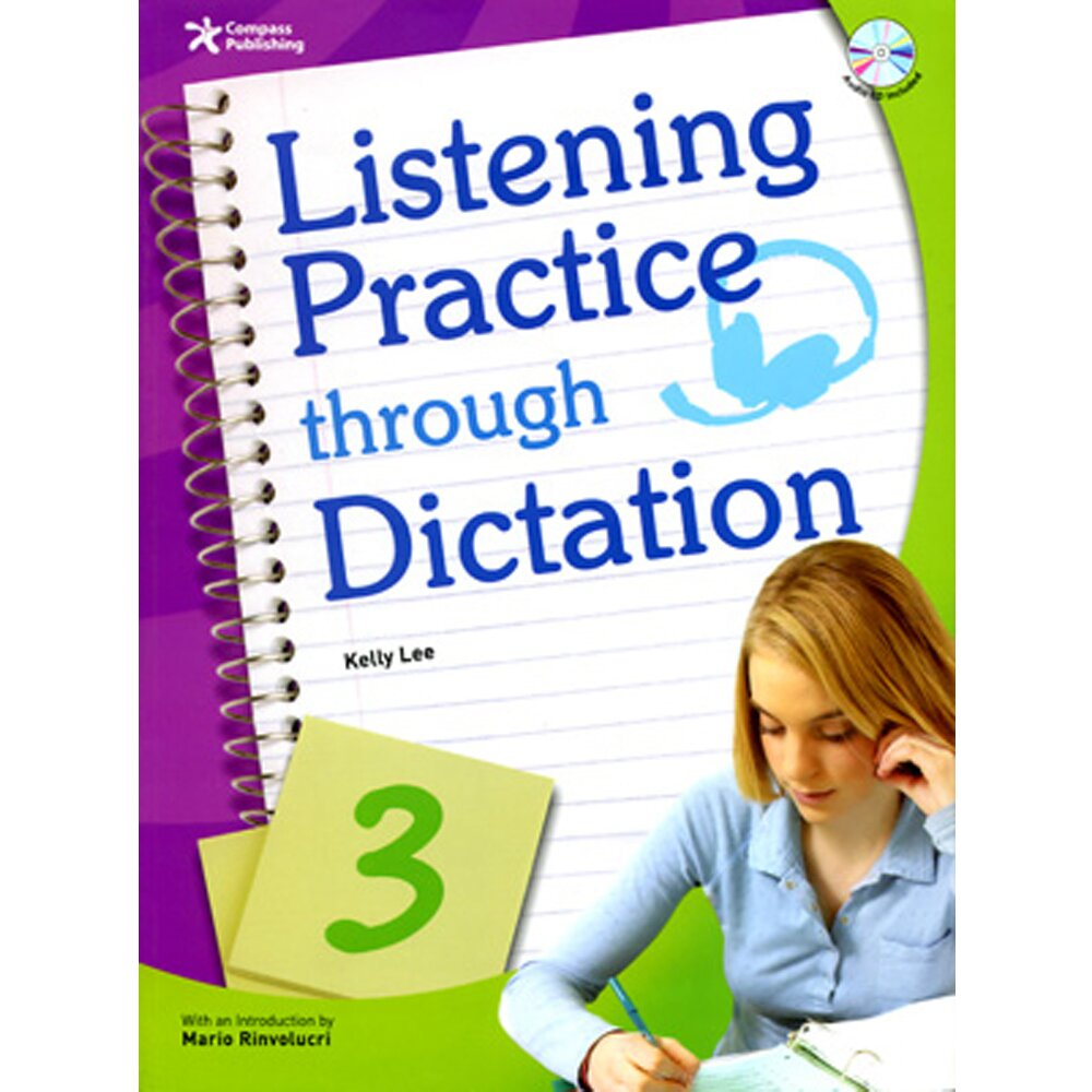 Listening Practice through Dictation 3 (with CD)