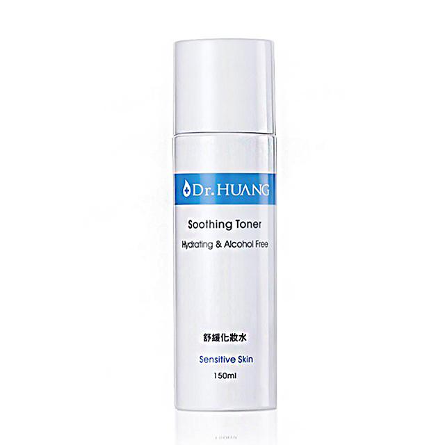 【Dr.HUANG黃禎憲】舒緩化妝水(150ml)