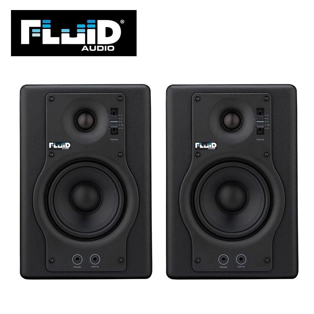 Fluid Audio F4 四吋監聽喇叭音箱 一對