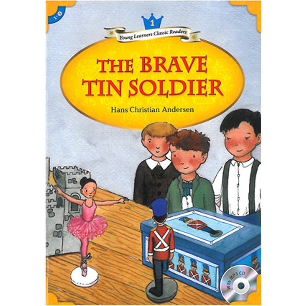 YLCR1:The Brave Tin Soldier (with MP3)