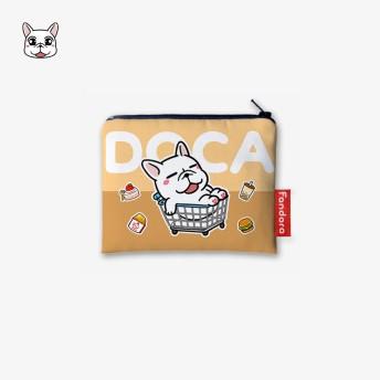 豆卡頻道-茶包款零錢包