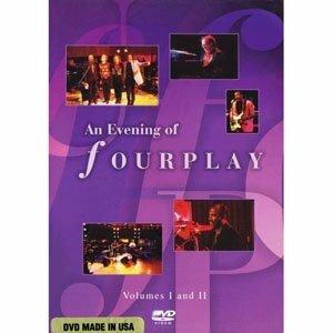 爵士四人行之夜 - 第一集&第二集 2DVD  An Evening of Fourplay Volumes I and II 2DVD