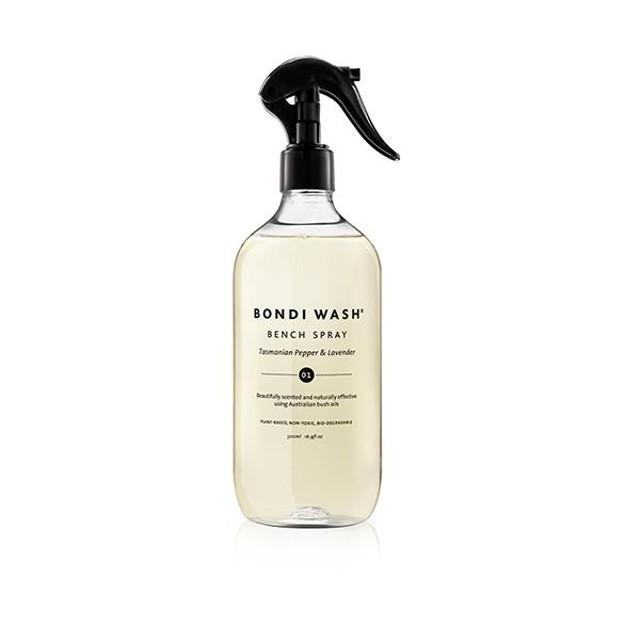 天然植物精油成份*【BONDI WASH】 多功能居家清潔噴霧(三種香味可選)