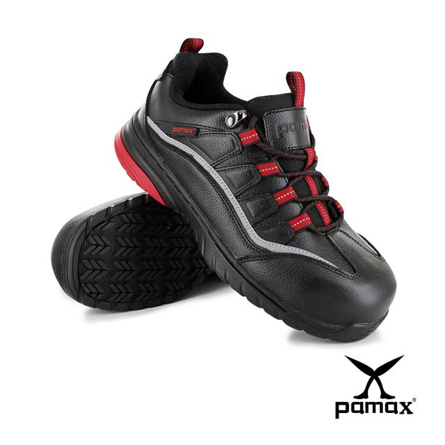 PAMAX帕瑪斯【頂級超彈力雙氣墊安全鞋】PS03407FEH-頂級氣墊鞋墊+耐壓縮機能彈力墊、立體機能鞋面