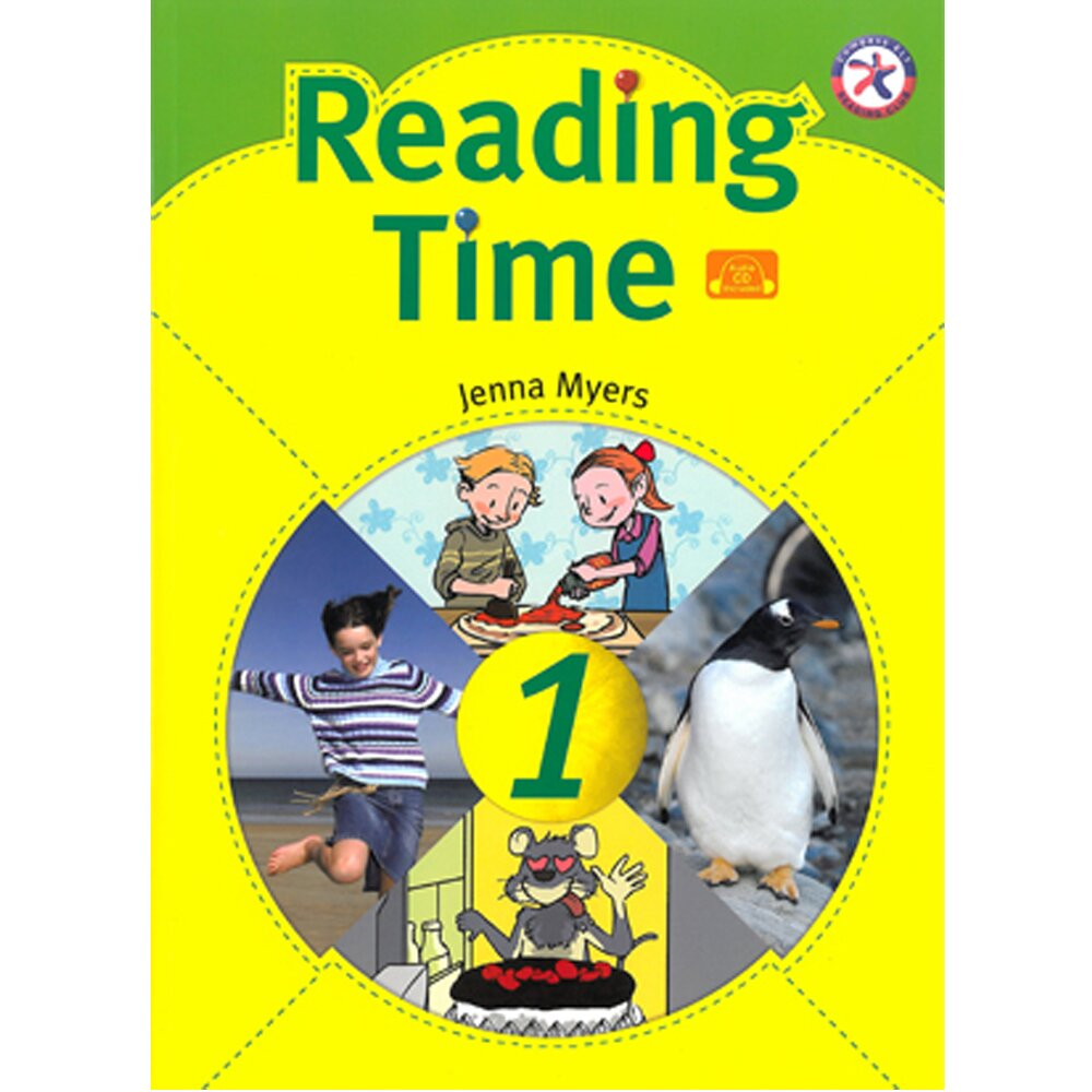 Reading Time 1 (with CD)