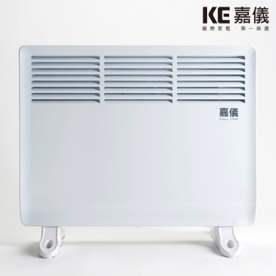 KE嘉儀 IP24防潑水對流式電暖器 KEB-M12
