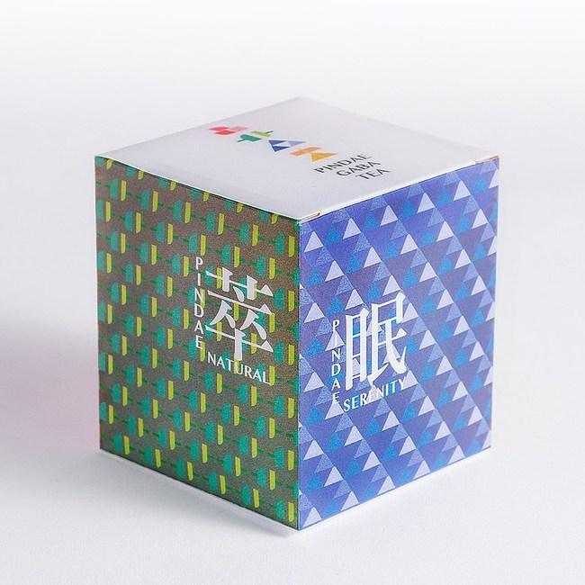 【山之翠】提神舒壓一次搞定 能量三角立體茶包(一盒 8包入)