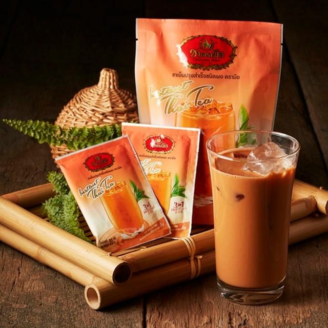 *泰式奶茶第一品牌*泰國手標三合一泰式奶茶 - 隨身包 20g/包 ( 15包 $267,30包 $499,45包 $709,60包 $899 )