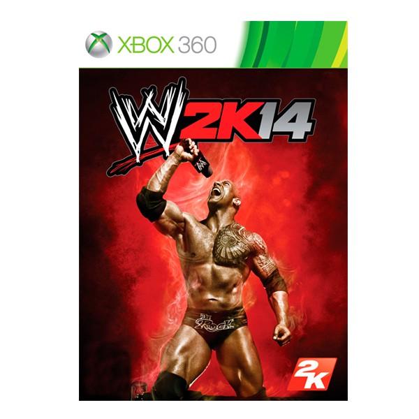 X360 WWE 2K14 / 亞英版 激爆職業摔角【XBOX旗艦館】