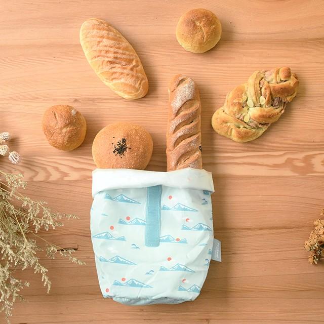 *專為台灣人設計 口袋裡的便當盒*【Pockeat】 環保食物袋 - 容量 2 公升款*一入,兩入優惠價*