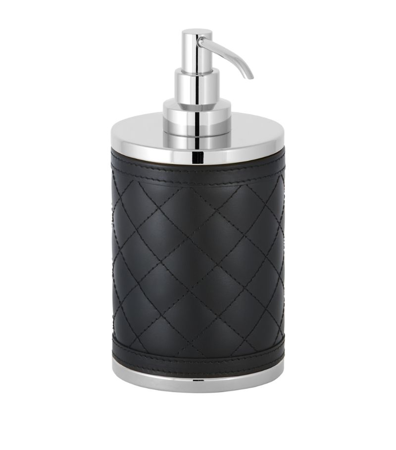 Riviere Quilted Soap Dispenser