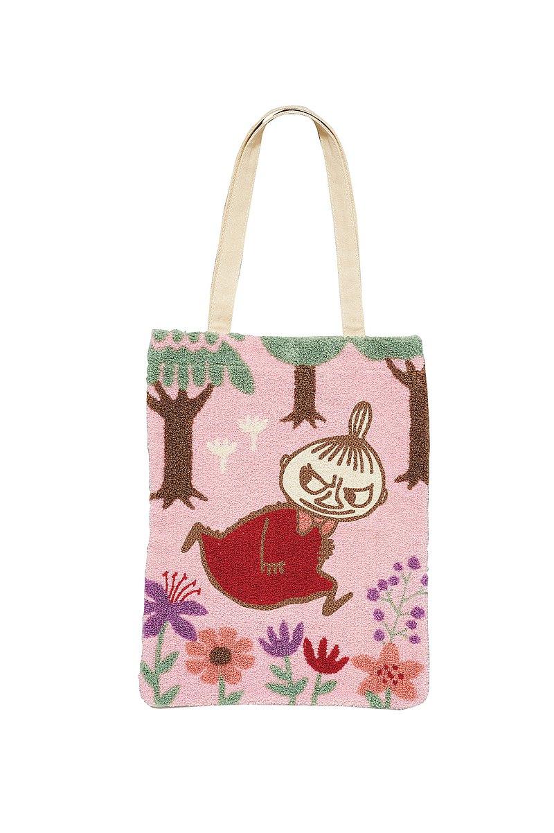 日本丸真 小不點 花朵森林手提袋