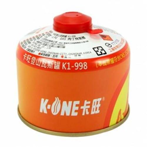 【卡旺】登山瓦斯罐(230G) 高山瓦斯