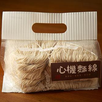 【永齡選物x吉品養生】 油麵常相拌5件組(苦茶油1+心機麵線4)