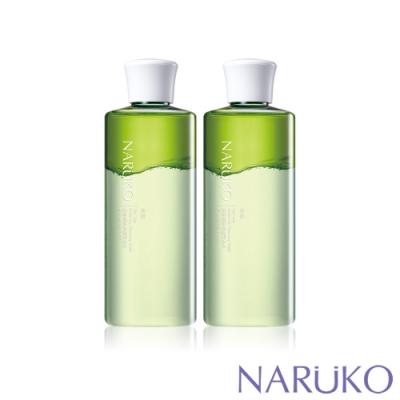 NARUKO牛爾 買1送1 茶樹速淨搖搖卸妝水2入