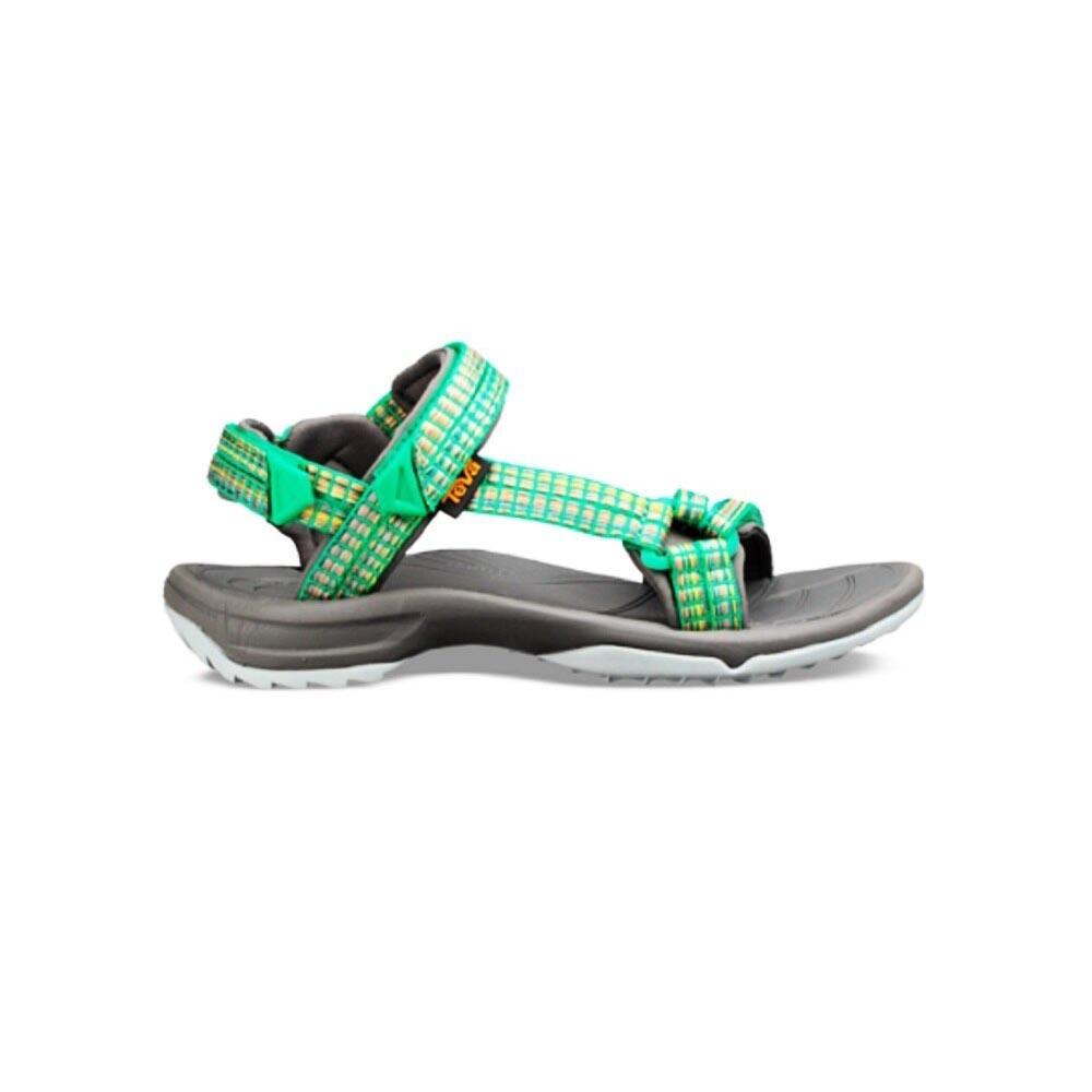 TEVA Terra Fi Lite 女 綁帶涼鞋 編織綠