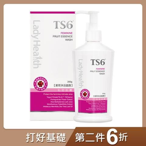 TS6 護一生 果萃沐浴晶露250g