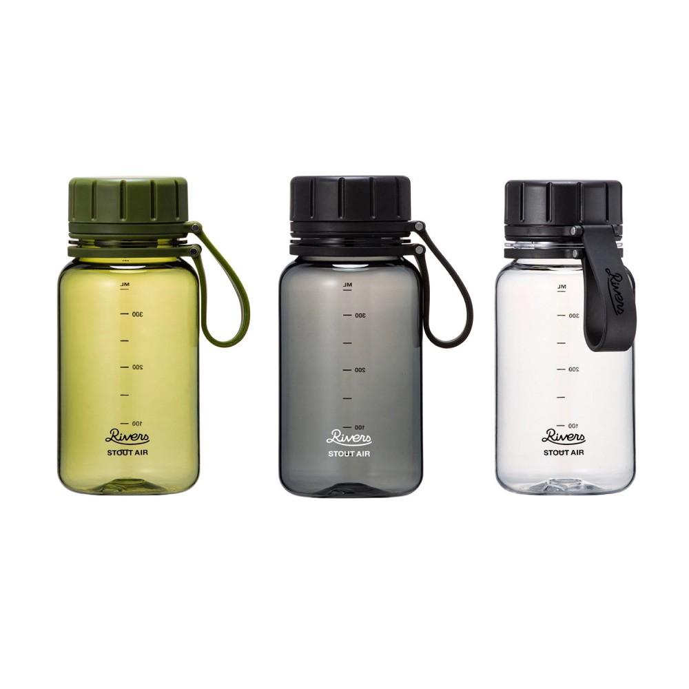 【日本 Rivers】 STOUT AIR冷水瓶400ml - 共3色《WUZ屋子》
