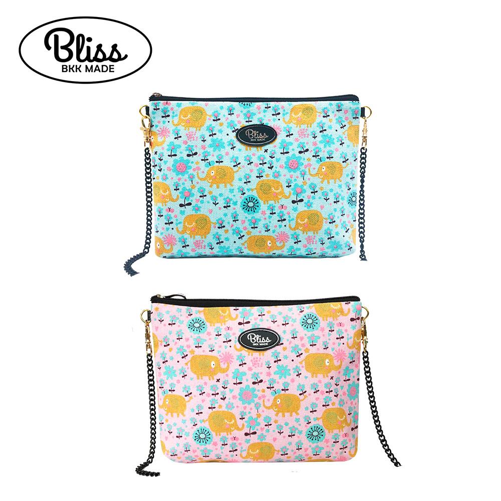 泰國 bliss bkk包 卡通大象 4款背帶可選 現貨供應中
