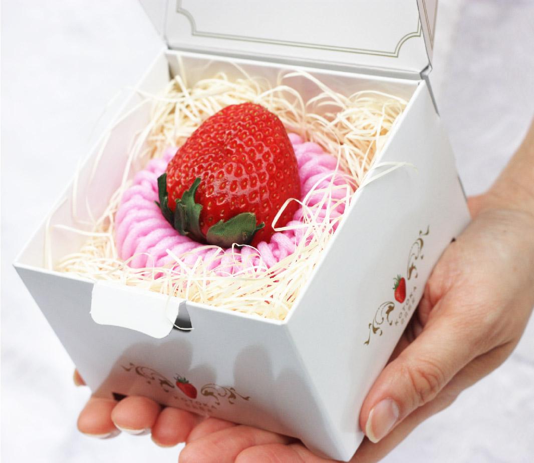 【頂級日本古都華草莓寶盒】原裝箱一箱6盒入
